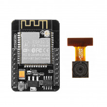 ESP32 CAM WiFi Module Bluetooth - OV2640 Camera Module 2MP (Compatible with Arduino)