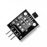 A3144 (AH44) Hall Effect Sensor Module - (Compatible with Arduino)