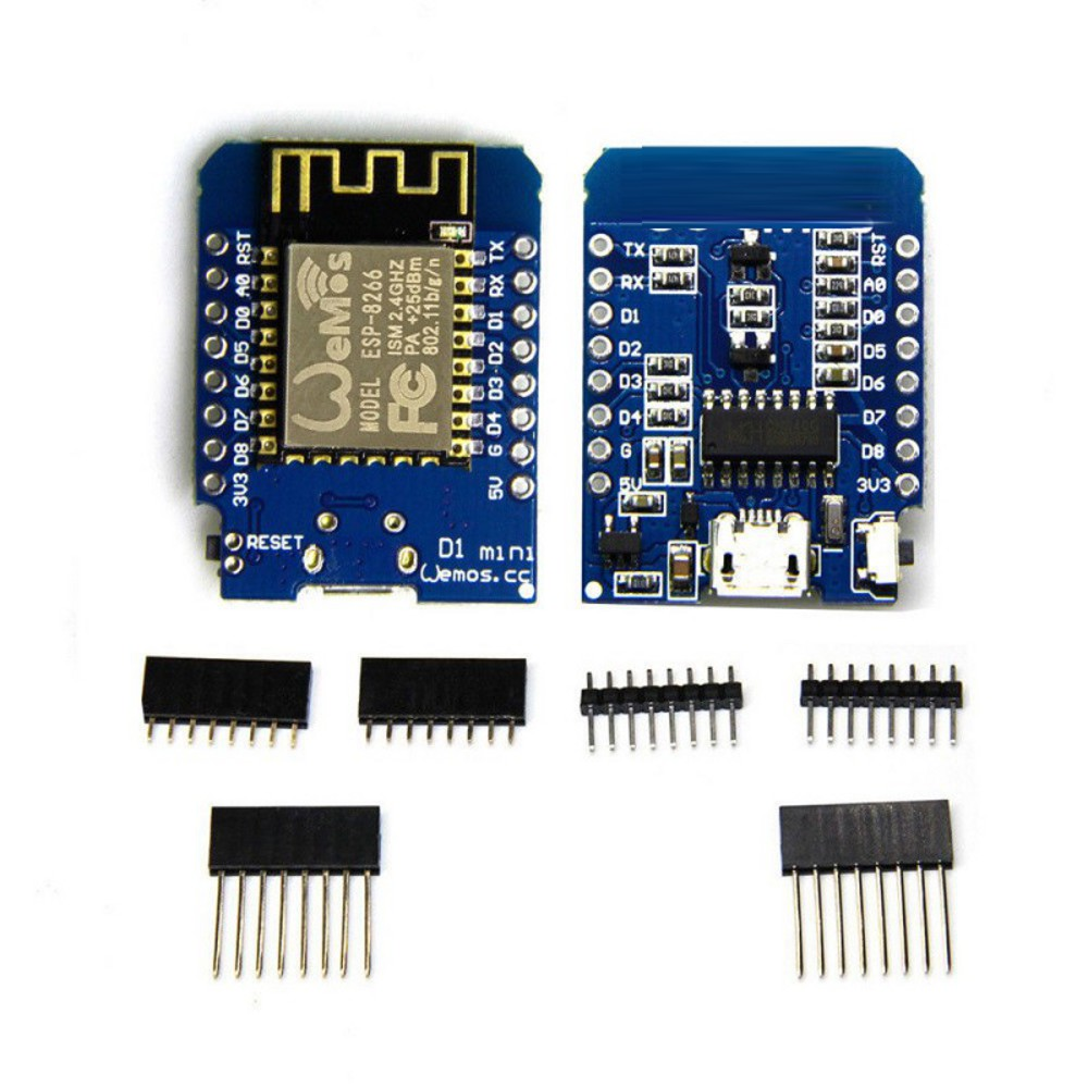 D1 Mini V2 NodeMcu WIFI Internet Of Things (IOT) ESP8266 Based Development Board