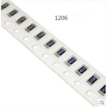 10k ohm - smd-resistor (10k) 1% - 1206 package - set of 10