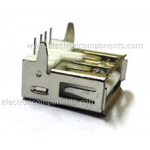 USB A 2.0 Female connector / pcb type [High Quality]